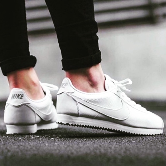 Nike Shoes | New Cortez Triple White